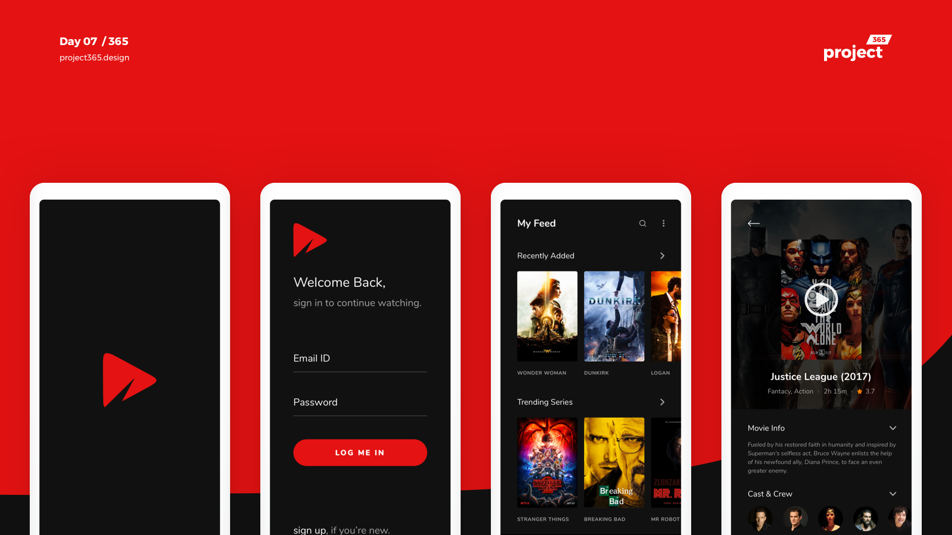 Day 07 – 365Movies App