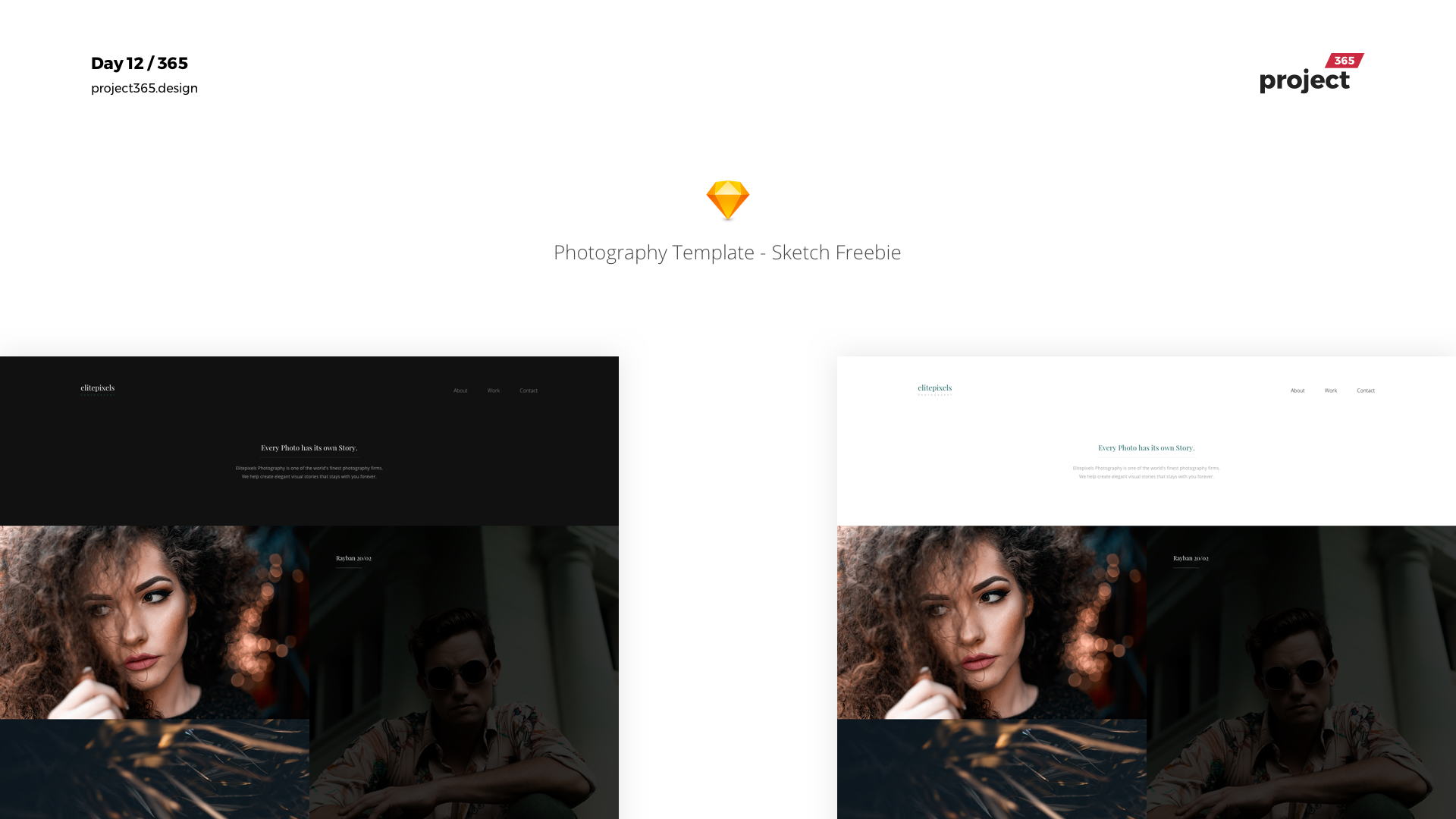 Day 12 – ElitePixels Photography – Sketch Freebie