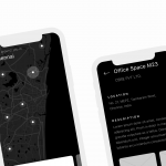 Day 38 – Real Estate App Wireframe