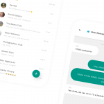 Day 51 – WhatsApp Redesign Concept