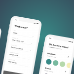 Day 31 – Diet Planner App Wireframe