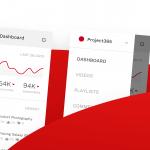 Day 62 – YouTube Creator Studio iOS Dashboard