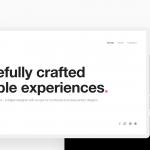 Day 64 – Boldie – Minimal Designer Portfolio