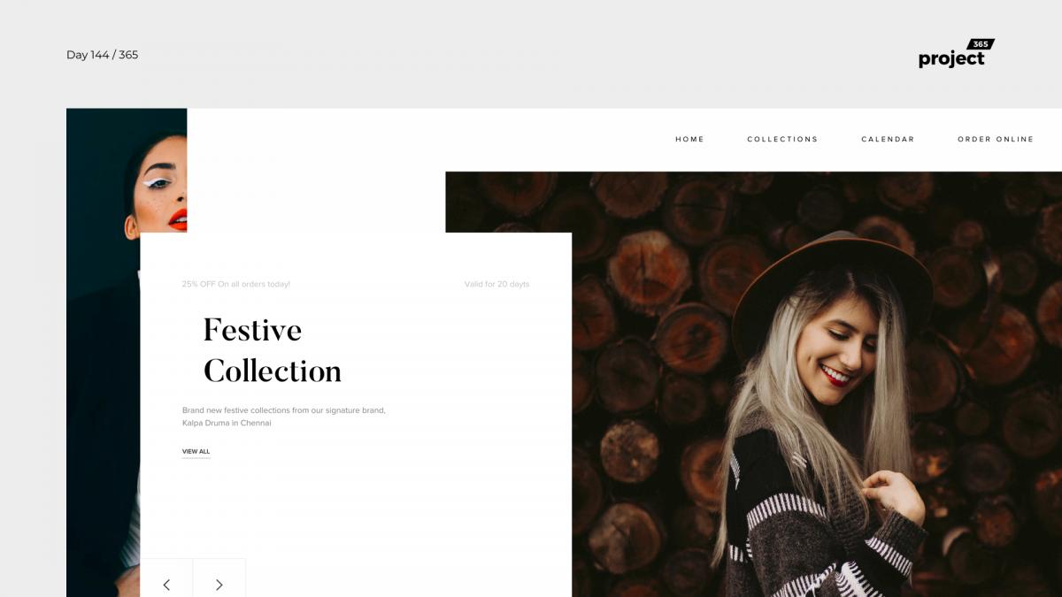 Day 144 – eCommerce Fashion Exploration