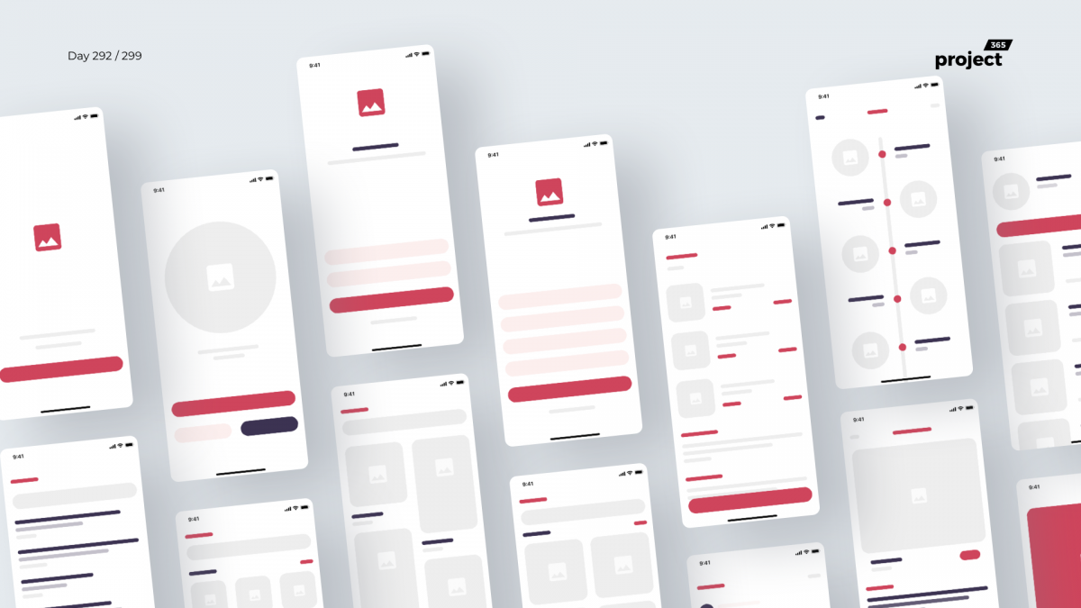 Day 299 – eBlocks – eCommerce Wireframing Kit – iOS